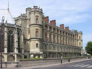 El palacio real de St-Germain-en-Laye