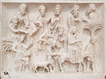 pisa+italia+arte+gótico+escultura+iglesia+cultura+viajar